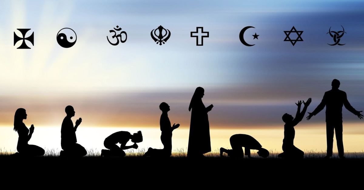 Руководство: Как создать Религию